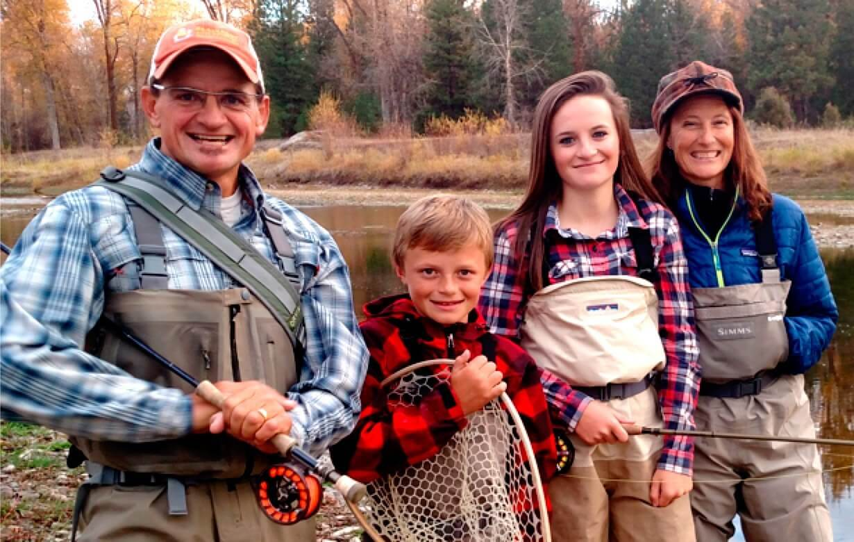 missoula montana fly fishing guides blackfoot river outfitters